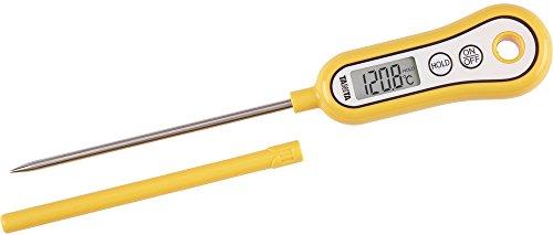 タニタ スティック温度計 マンゴーイエロー TT-533-NYL