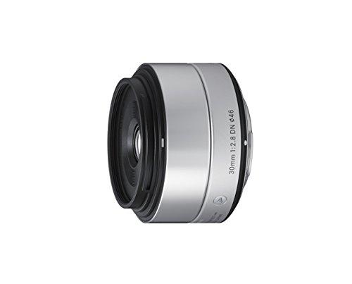SIGMA 交換レンズ 30mm F2.8 DN Silver ソニーE用