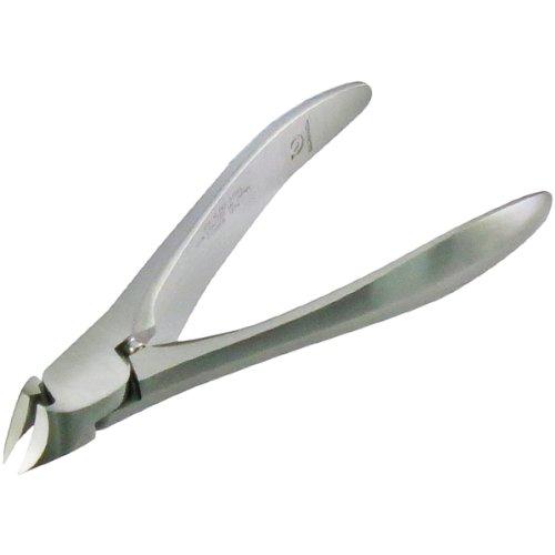 SUWADA スワダ 爪切りネイルニッパー クラシックL *収納メタルケース付 全長119mm/刃先14mm
