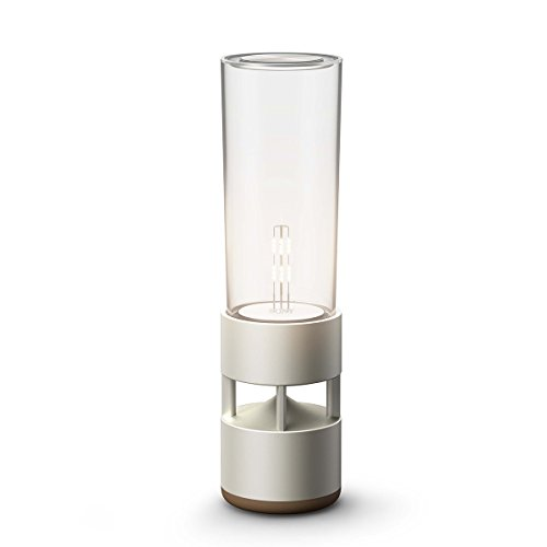 ソニー SONY グラスサウンドスピーカー Bluetooth対応 LEDライト付き LSPX-S1