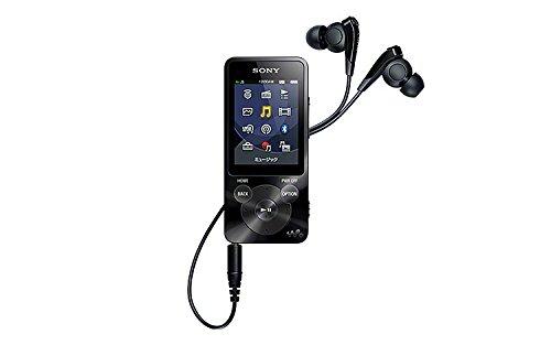 SONY ウォークマン Sシリーズ 16GB ブラック NW-S15/B