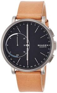 SKAGEN スカーゲン 腕時計 HAGEN CONNECTED ハイブリッドスマートウォッチ ブラック ブラウンSKT1104 [並行輸入品]