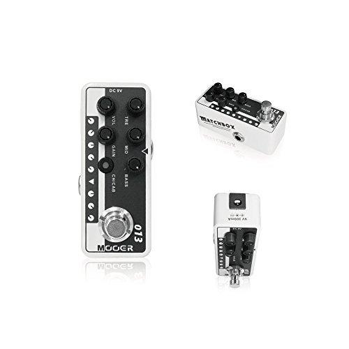 Mooer / Micro Preamp 013 ムーア― プリアンプ 【徹底解析】Mooer Micro Preamp  エフェクター のコピー元一覧! 元ネタはあの名アンプ!!【プリアンプ】