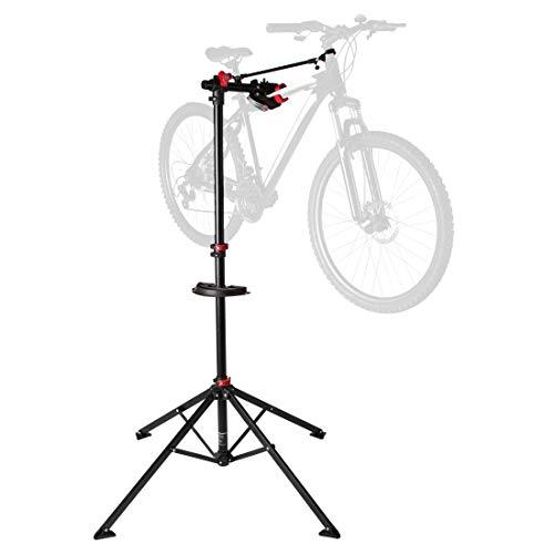 ウルトラスポーツ 自転車メンテナンススタンド 無段階調整フレームマウント 最大30kgまで