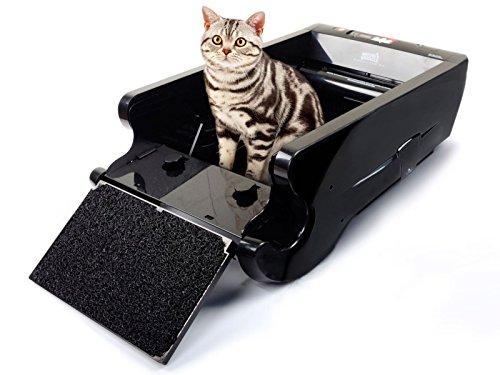 【全自動猫トイレ】ネイチャーズミラクル 全自動猫トイレ - マルチキャット