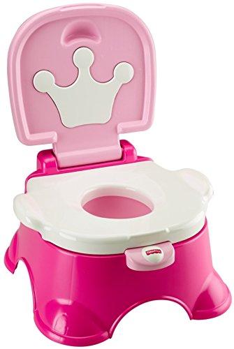 フィッシャープライス 補助便座 おまる ピンク