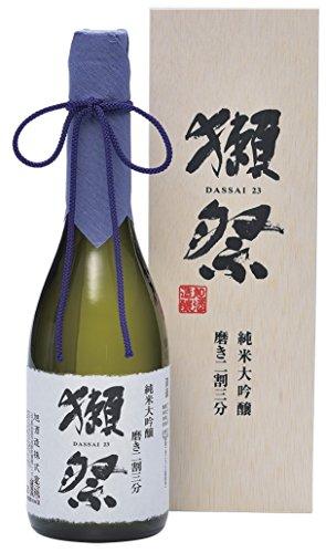 獺祭(だっさい) は女性がもらって嬉しい退職祝いのお酒