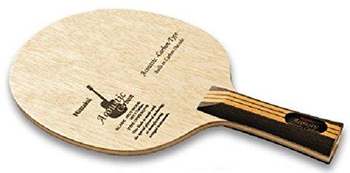 ニッタク(Nittaku) 卓球 ラケット 伊藤美誠選手 使用 アコースティックカーボン FL NC-0385