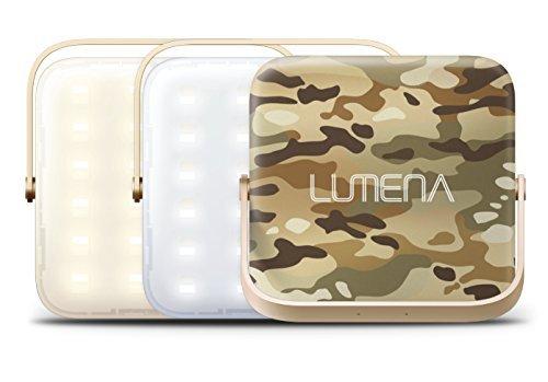 (ルーメナー)LUMENA LUMENA (ルーメナー) LED ランタン 迷彩グリーン