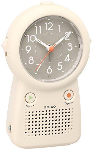 セイコーの目覚まし時計を単身赴任の父にプレゼント