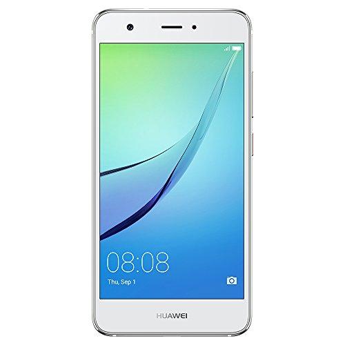 HUAWEI 5.0型 nova SIMフリースマートフォン ミスティックシルバー