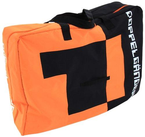 DOPPELGANGER 輪行キャリングバッグ 折りたたみ自転車16インチ/20インチ対応 [自転車取り付け用ベルクロテープ付き A4サイズ収納] DB-4