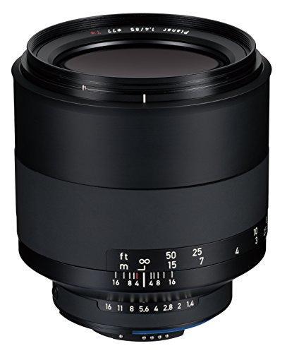 Carl Zeiss 単焦点レンズ MILVUS 1.4/85 ZF.2 ブラック 823075