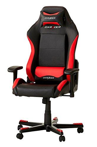 DXRACER ゲーミングチェア DX-03RD レッド
