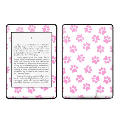 Amazon Kindle Paperwhite スキンシール【Cat Paws】