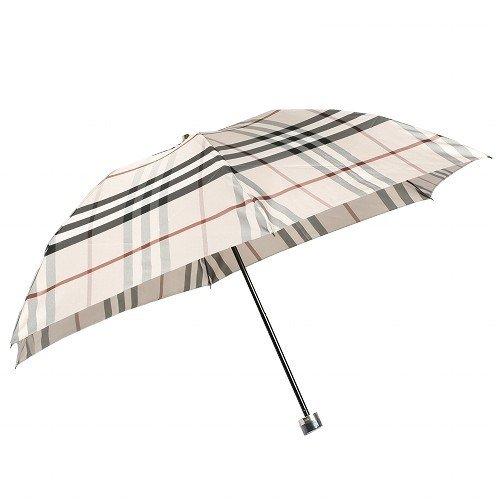バーバリーの日傘は母親に喜ばれるプレゼント