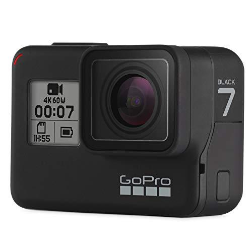 【国内正規品】GoPro HERO7 Black CHDHX-701-FW ゴープロ ヒーロー7 ブラック ウェアラブル アクション カメラ 【GoPro公式】