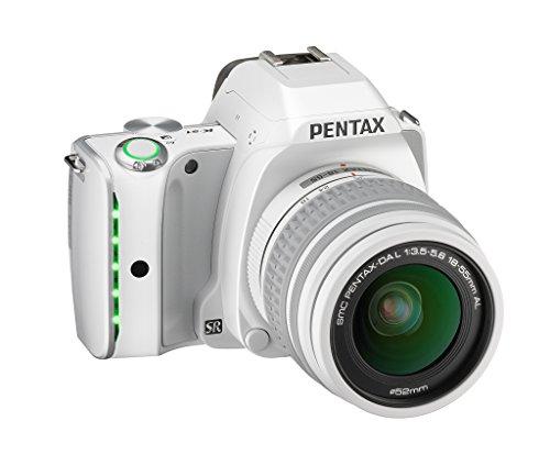 RICOH デジタル一眼レフ PENTAX K-S1 レンズキット DAL18-55mm ホワイト PENTAX K-S1 LENSKIT WHITE 06461