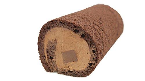 低糖質 スイーツ 生チョコ ロールケーキ 17cm 人気のお取り寄せ (1本) プチギフト