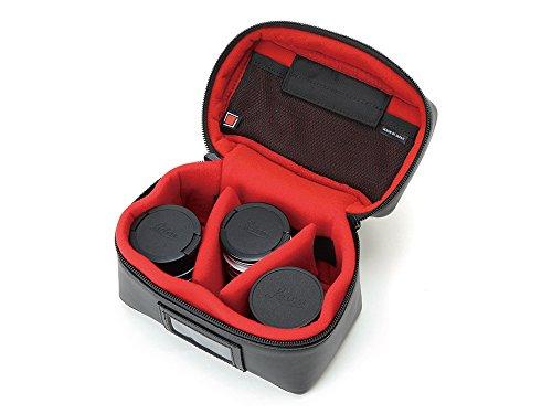 アルティザン&アーティスト レンズ2・3台をコンパクトに収納できるバニティケース<カジュアル・シューティング> ACAM-61N ブラック