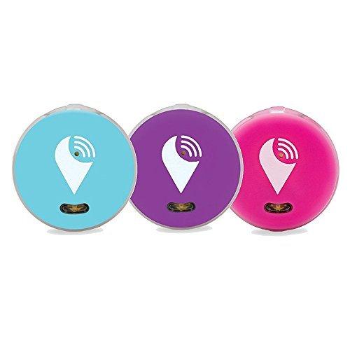TrackR pixelトラッカール ピクセル 3個パック Aqua・Purple・Pink