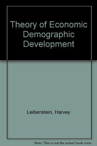 Theory of Economic Demographic Development