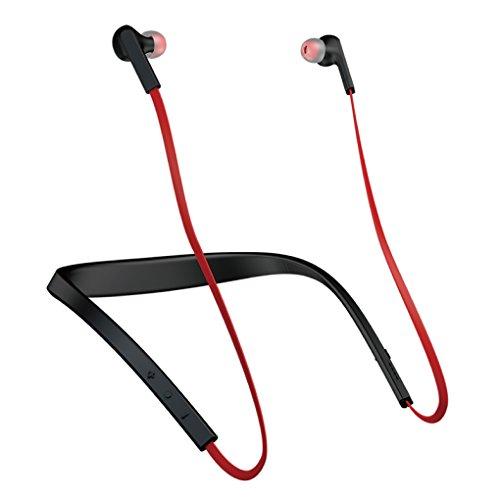 Jabra Halo Smart Red Bluetooth ステレオヘッドセット【日本正規代理店品】 100-98300001-40