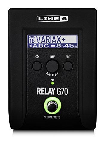 Line 6 ギターワイヤレス 16ch 2.4GHz Relay G70 高橋しょう子(たかしょー)さんのギターの機材! AV・セクシー女優だけど超本格派!