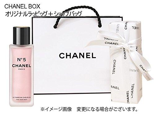 CHANELのヘアケア用品を女性にプレゼント