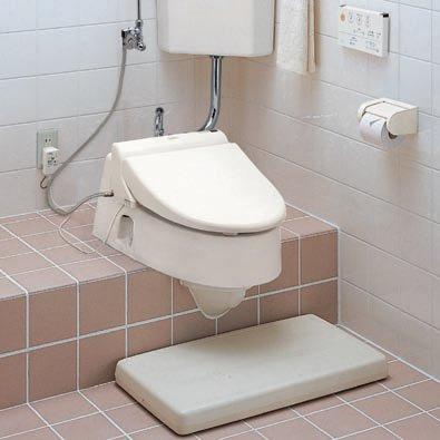 TOTO トイレ スワレット【CS501】+ウォシュレット【TCF6321E】 パステルアイボリー#SC1