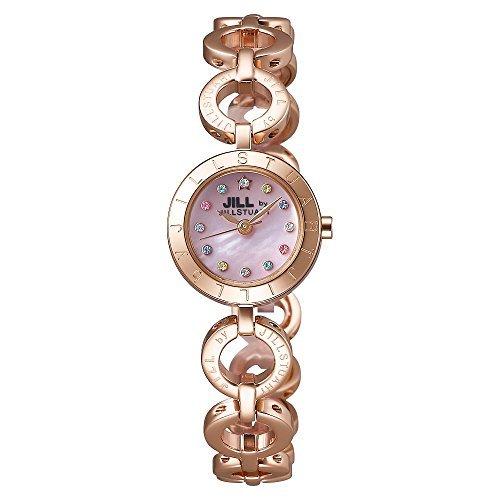 女性に人気のブランドであるジルスチュアートの腕時計