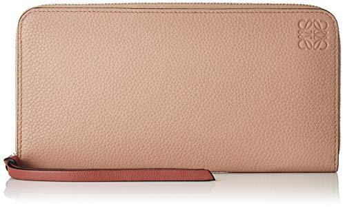 ラウンドファスナー型のロエベの長財布はプレゼントに人気