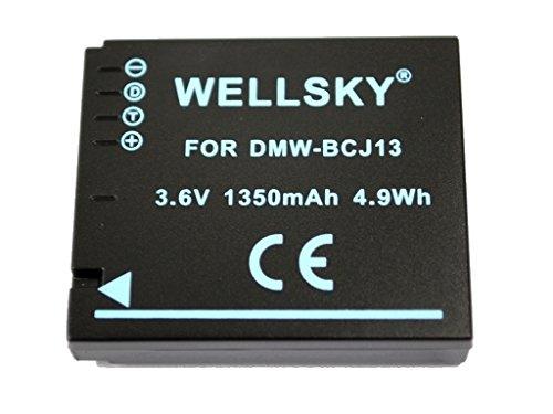 【NLC】 残量表示可能 Panasonic DMW-BCJ13 互換バッテリー LUMIX DMC-LX5/ DMC-LX7