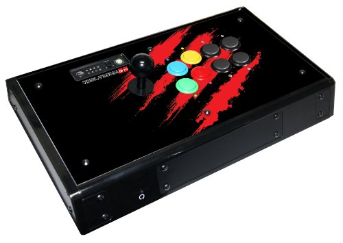 Team Mad Catz Arcade FightStick Versus Series SH (静音) (MCX-FS-TMC-VSE-SH) (SF25周年大会 ウメハラ、ときど、マゴ使用モデル) (Xbox360対応版)