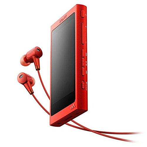 ソニー SONY ウォークマン Aシリーズ ハイレゾ対応 16GB ヘッドホン付属 NW-A35HN RM シナバーレッド