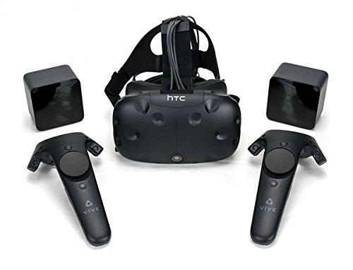 HTC Vive バーチャルリアリティ ヘッドマウントディスプレイ VRヘッドセット 並行輸入品