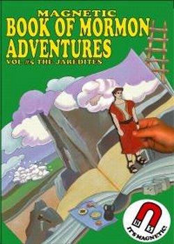 Volume 5 The Jaredites Magnetic Book Of Mormon Adventures