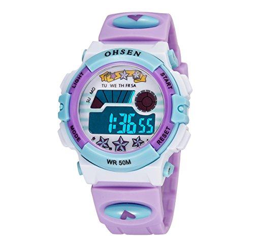 腕時計を2年生の女の子にプレゼント