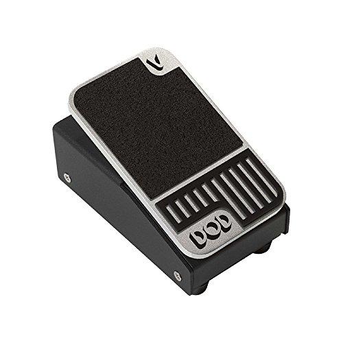 DOD Mini Volume ヴォリュームペダル 【最新小型ボリュームペダル特集】安くて小さいエフェクターボードに邪魔にならないコンパクトなミニサイズのオススメヴォリュームペダル!大きいペダルとおさらば!