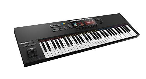 Native Instruments S-シリーズキーボード KOMPLETE KONTROL S61 MK2 banvox さんのオススメ機材は「komplete kontrol s61」【徹底紹介】プロの作曲家・アーティストの買ってよかったオススメ機材・プラグイン!エンジニア・DTMerは必見!【DTM・REC】
