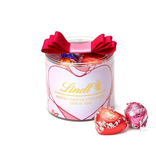 リンツ Lindt チョコレート バレンタイン リンドールリボンギフトボックス8個入り