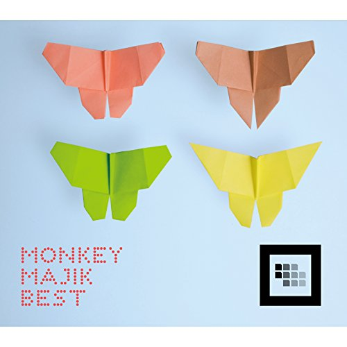 MONKEY MAJIK BEST ~10 Years & Forever~