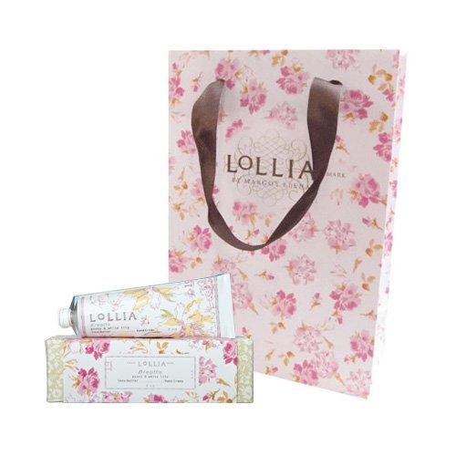 ロリア(LoLLIA)ハンドクリームは女性が貰って嬉しいプレゼント