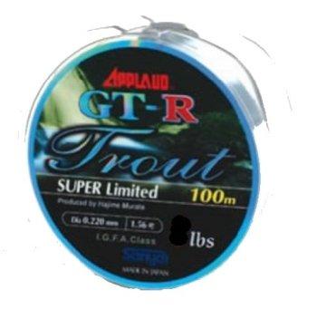サンヨーナイロン ライン APPLOUD GT-R トラウト スーパーリミテッド 300m 3lb
