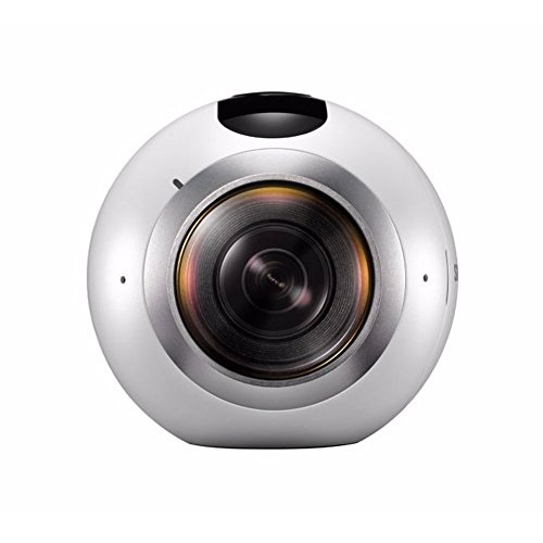 SAMSUNG 三星 サムスン ギア Gear 360度 VR カメラ(SM-C200) + Micro SD 64GB, 球状 Camera for Galaxy S6, S6 edge, S6 edge+, Note5, S7, S7 edge (International Version) 【並行輸入品】【エクスプレス配送】