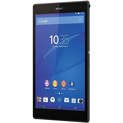 ソニー Xperia Z3 Tablet Compact SGP611 ブラック
