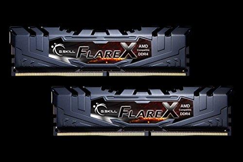 G.Skill DDR4メモリ DDR4-3200 16GBKit(8GB×2枚組)AMD Ryzen用メモリ 国内正規品