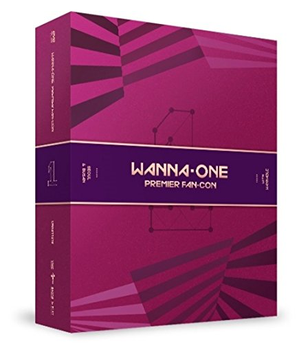 「WANNA ONE PREMIER FAN-CON」DVD日本仕様版