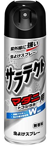 アース製薬 サラテクト マダニ・トコジラミ用 200mL