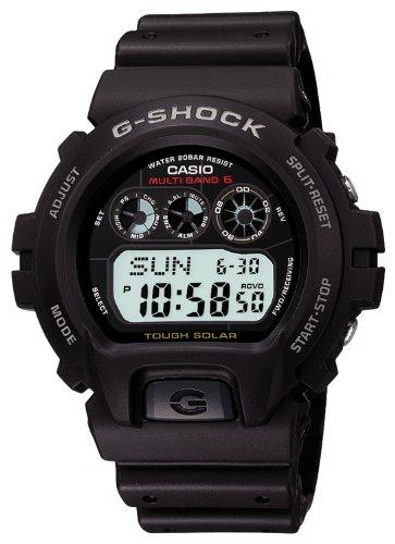 [カシオ]CASIO 腕時計 G-SHOCK ジーショック STANDARD タフソーラー 電波時計 MULTIBAND6 GW-6900-1JF メンズ